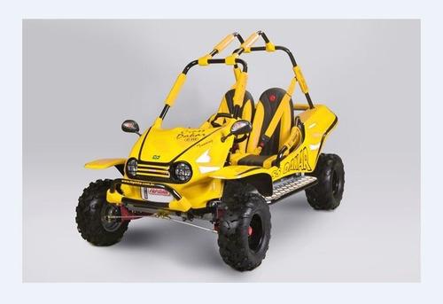 Imagem 1 de 4 de  Fapinha Cross Dream - Mini Buggy Amarelo