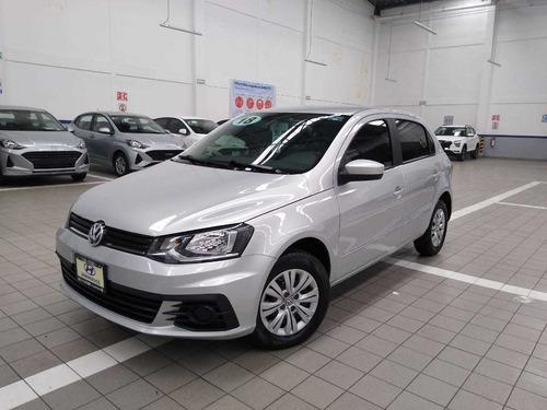 Imagen 1 de 15 de Volkswagen Gol 2018 1.6 Trendline Mt 4 Somos Agencia Credito