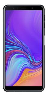 Samsung Galaxy A7 (2018) Duos - Preto - 64 GB - 4 GB