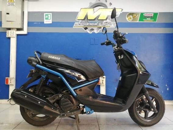 Yamaha Bws X 125 Modelo 2017 En Perfecto Estado