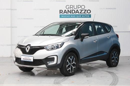 Renault Captur 2.0 Intens 2017 54100km Ciara La Plata 617
