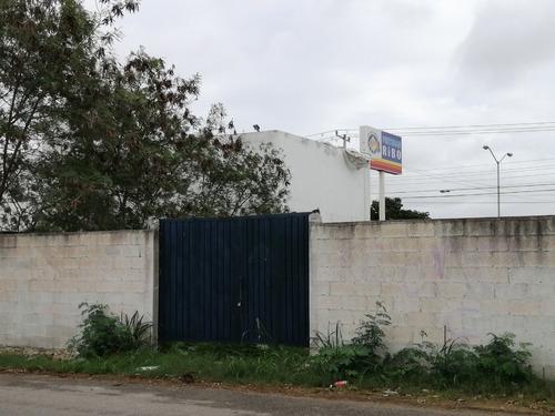 Imagen 1 de 2 de Renta De Terreno Comercial Sobre Avenida Yucatán