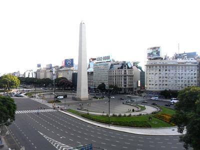 Departamento Buenos Aires! (frente Al Obelisco)