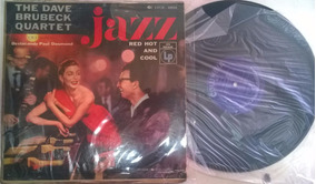 The Dave Brubeck Quartet - Jazz Red And Cool