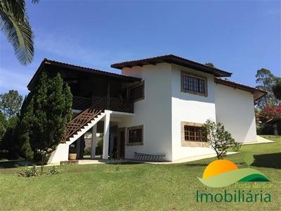 Casa Em Mairinque No Condomínio Porta Do Sol Com 4 Suítes - 133