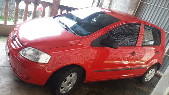 Vw Volkswagen - Fox City 1.0 Total Flex 8v 5p - 2004