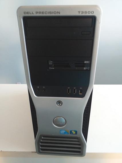 Computador Workstation Servidor Dell Precision T-3500 Xeon