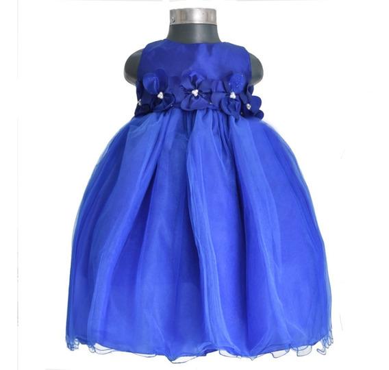 Vestido Para Niña Bebe Paje Bautizo