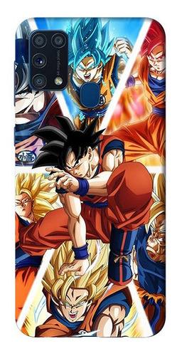 Funda Estuche Forro Dragon Ball Z Goku Xiaomi Nokia Asus