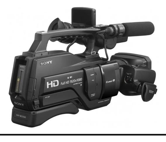 Filmadora Profissional Sony Hxr Mc 2500