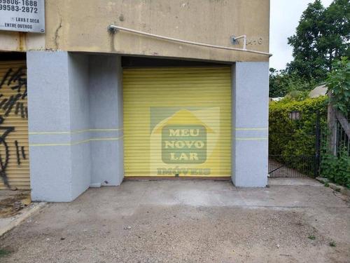 Sala Comercial No Fazendinha - Lo0004