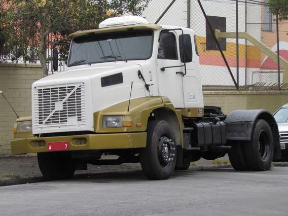 Volvo 1987 Nl-10 340 Intercooler Tucano Não Aceito Troca