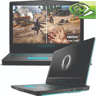 Notebook Alienware 17 R5 I7 8º 16g Gtx1070*ctas S/int C/tarj