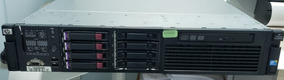 Servidor Hp Proliant Dl380 G6 Xeon E5530 16gb - Hd 1200gb