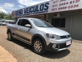 Volkswagen Saveiro Cross 1.6 16v G6 Ce 2014