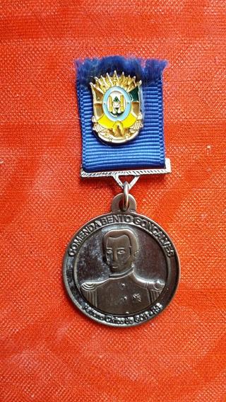 Medalha Comenda Bento Goncalves