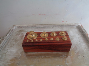 Cepo - Caixa De Peso Completa