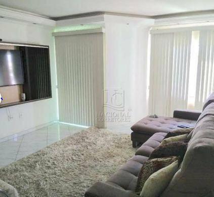Imagem 1 de 23 de Sobrado Com 3 Dormitórios À Venda, 147 M² Por R$ 580.000 - Vila Camilópolis - Santo André/sp - So3490