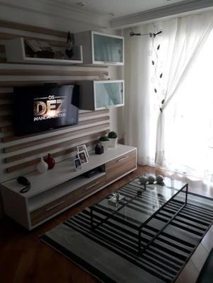 Res. Horizons || Mobiliado || Lazer Completo || Proximo (500m) Shopping Analia Franco - Ape1056 - 34050580