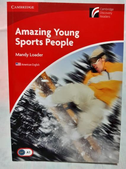 Livro Amazing Young Aporta People