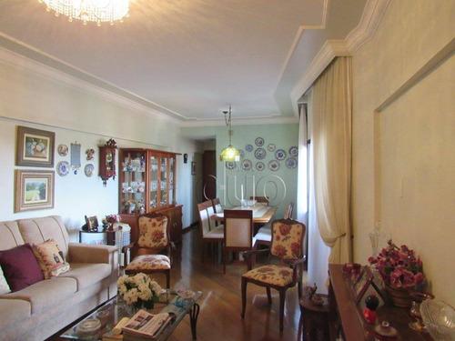Imagem 1 de 19 de Apartamento Com 3 Dormitórios À Venda, 122 M² Por R$ 430.000,00 - Centro - Piracicaba/sp - Ap4073