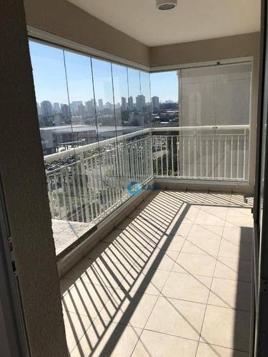 Apartamento À Venda, 65 M² Por R$ 555.000,00 - Jardim Dom Bosco - São Paulo/sp - Ap6989