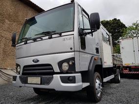 Ford Cargo 816 Ano 2014 Cabine Auxiliar / Cabine Suplementar