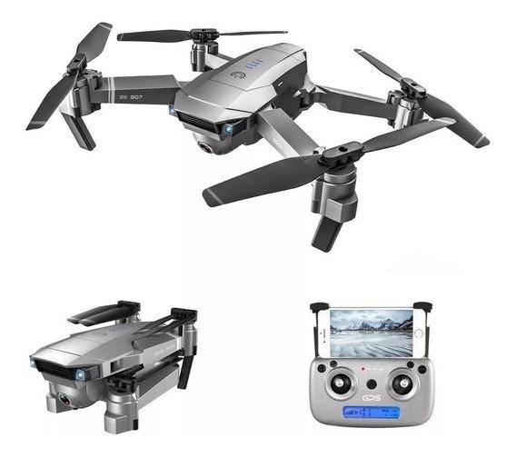 Drone Sg907 Gps 4k 5g 500mts 18mn De Vôo