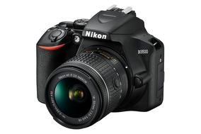 Câmera Nikon Dslr D3500 C/ 18-55mm Afp +brindes