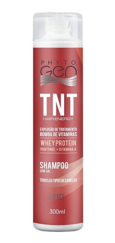 Imagem 1 de 1 de Shampoo Phytogen Tnt 300ml