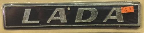 Emblema Lada