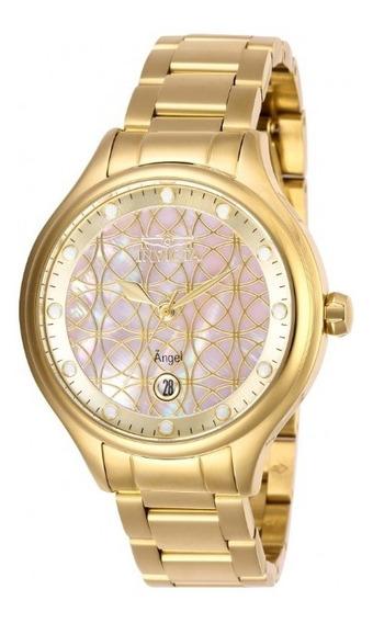 Relógio Feminino Invicta Angel 27765 Calendário