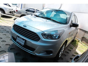 Ford Figo Energy 4 Pts Mt 2017 Seminuevos