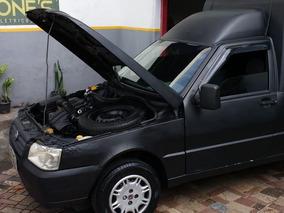 Fiat Fiorino 1.3 Flex 4p 2001/2002