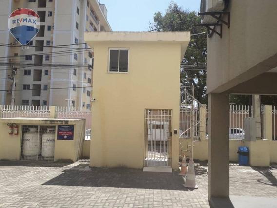 Apartamento À Venda Com 44 M² - Álvaro Weyne - Fortaleza/ce - Ap0325