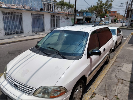 Excelente Camioneta Ford Windstar Lx Plus Aa Tras Ee Mt