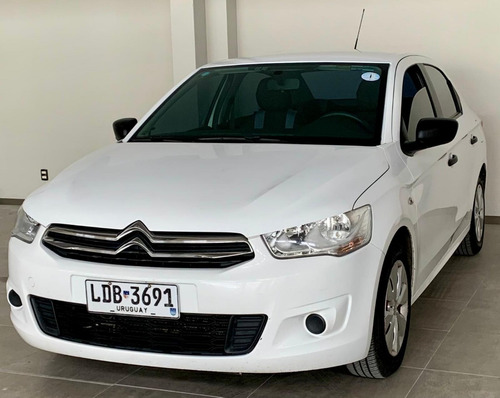 Citroën C-elysée 1.2