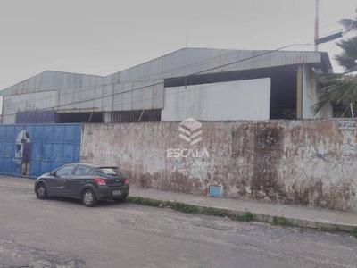 Galpão À Venda, 1144 M² Por R$ 1.300.000 - Barra Do Ceará - Fortaleza/ce - Ga0011