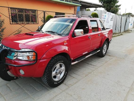 Nissan Frontier 2.4 Le Mt 2014