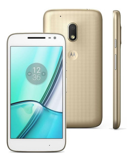 Celular Motorola Moto G4 Play 16gb Dual Tv Xt1603 - (leia Anuncio)