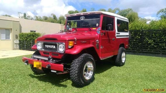 Toyota Fj 43 Largo Cabinado