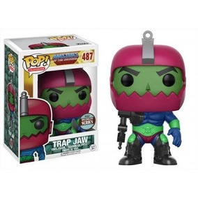 Funko Pop Trap Jaw Mandíbula 487 Raro