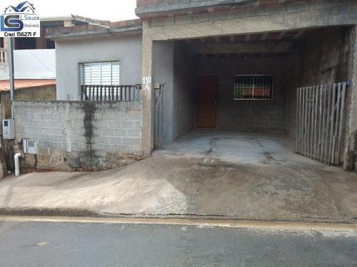 Casa Localizada Próxima Ao Centro Da Cidade De Pinhalzinho, Interior De São Paulo; - 1127 - 69013844