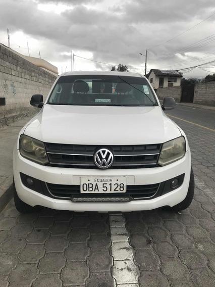 Volkswagen Amarok 4x2 Básica Tdi
