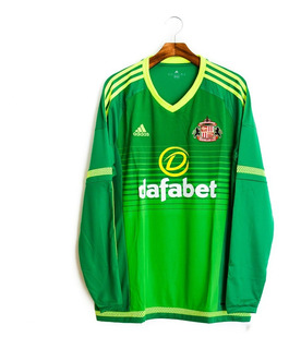 Camisa De Futebol Masculino Sunderland 2015/16 adidas Aa0540