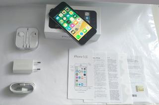 iPhone 5s A1457 Apple Com Biometria Leia Anuncio Vitrine