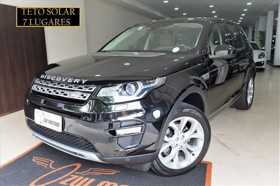 Land Rover Discovery Sport 2.0 Si4 Hse Gasolina
