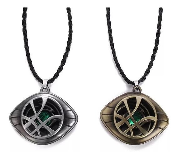 Doctor Strange Collar Ojo Agamotto Envio Gratis