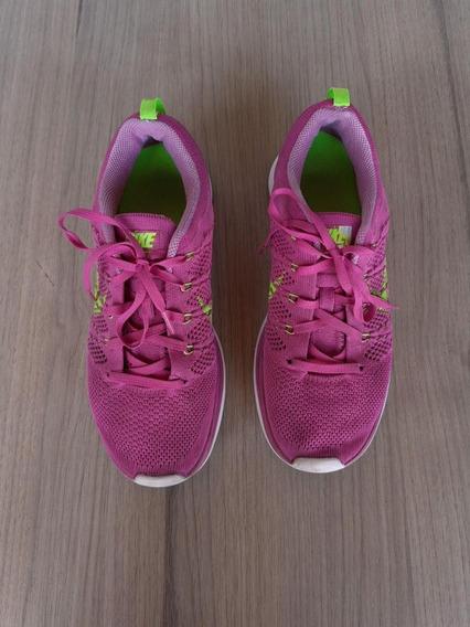 Tênis Nike Flyknit Lunar