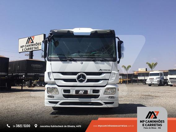 Caminhão Mercedes- Benz Mb 2546 Ls Actros 2013.